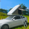 Outdoor camping roof tent self driving tour double hydraulic SUV